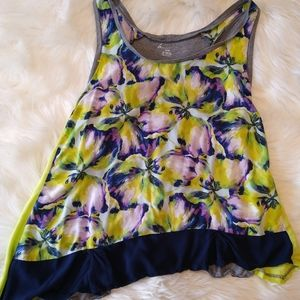 Lane Bryant size 18/20 colorful top